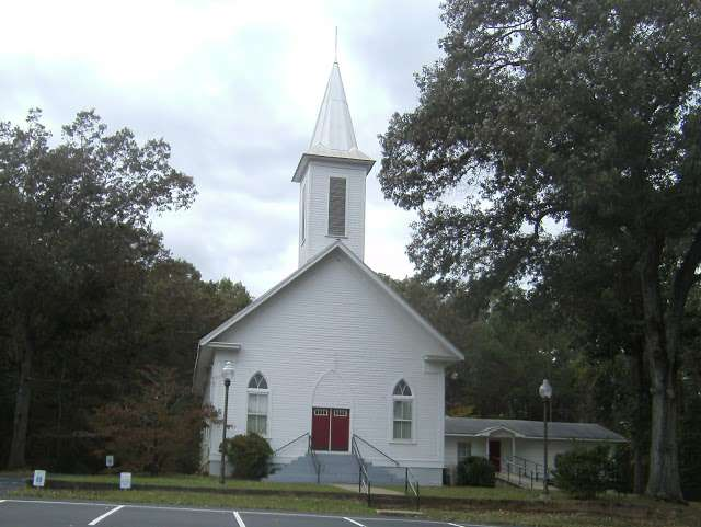 Bethlehem United Methodist Church Church In Munford Al